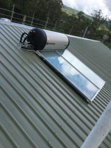 Envirosun TS Plus solar hot water system New South Wales