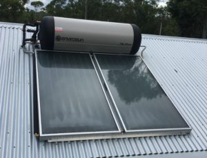 Solar hot water systems New South Wales, Envirosun solar water heaters
