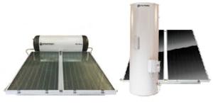 Envirosun solar hot water system range
